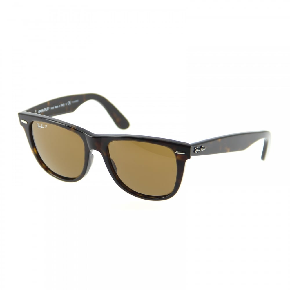 028121bbd96 Original Wayfarer 0RB2140 902 57 50 Polarised Sunglasses
