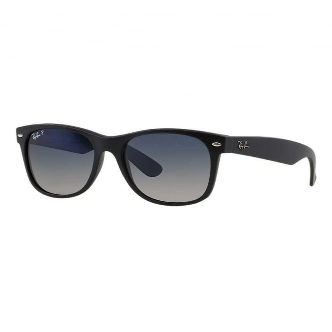 Ray Ban Sunglasses New Wayfarer 0RB2132 601S78 55 Polarised Sunglasses