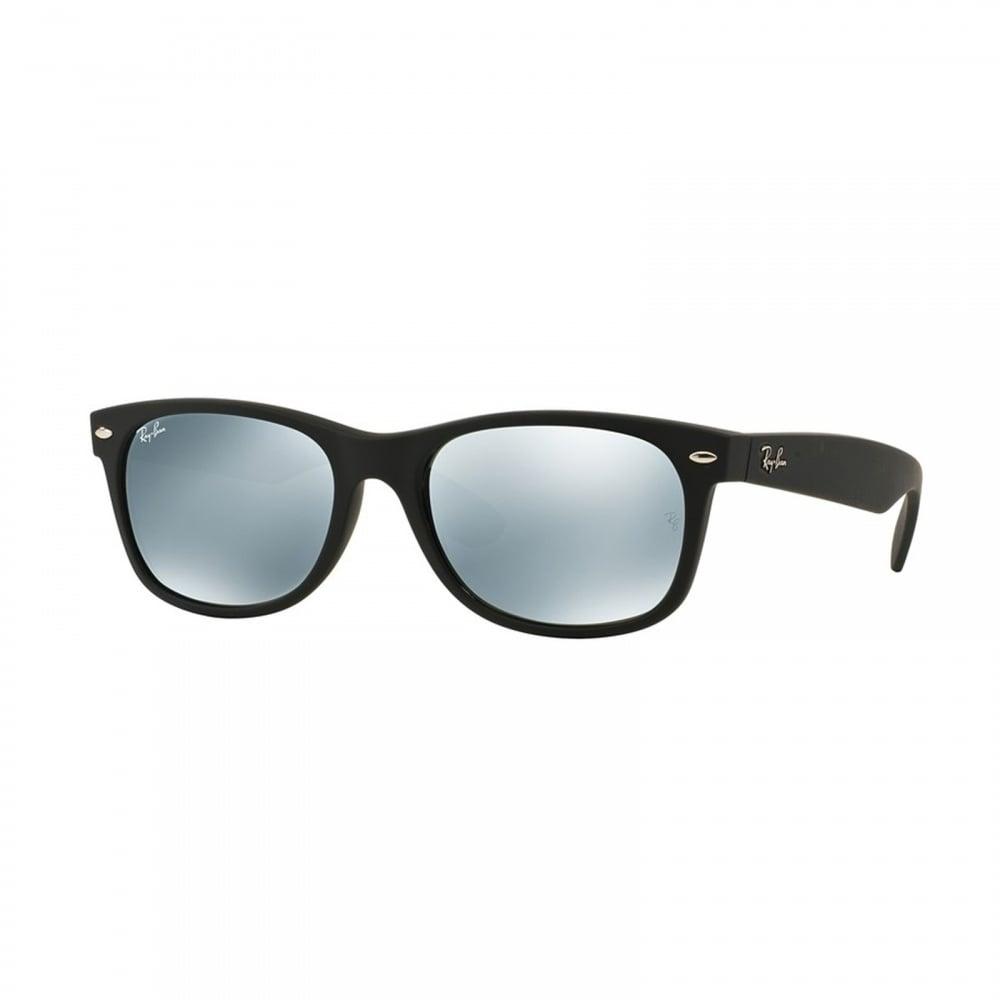 Ray ban new wayfarer 0rb2132 622 30 52 sunglasses for Ray ban wayfarer verre miroir