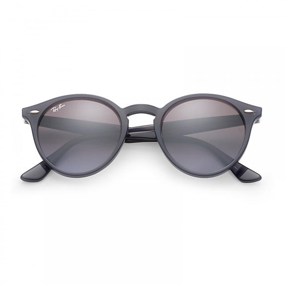 96837462bc Round 0RB2180 623094 49 Opal Grey Sunglasses