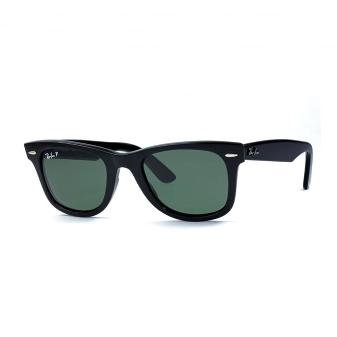 Ray Ban Sunglasses Wayfarer 0RB2140 901/58 50 Polarised Sunglasses