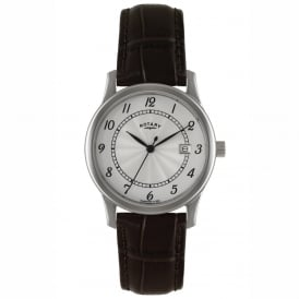 GS00792/22 Men's Brown Leather Watch