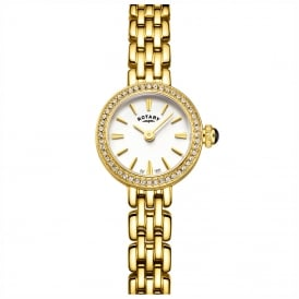 LB05053/02 Ladies Cocktail Gold Plated Watch