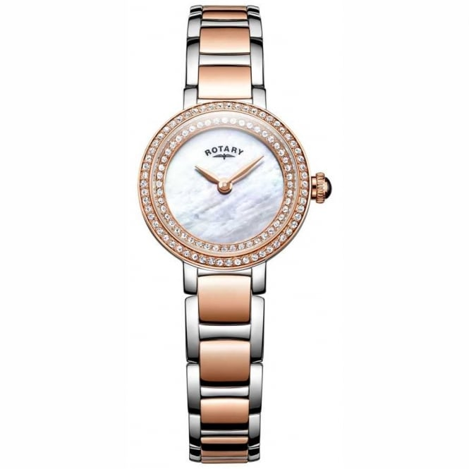 Rotary LB05086/41 Petite Ladies Cocktail Watch