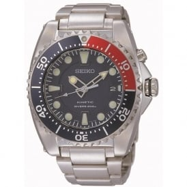 Seiko SKA369P1 Prospex Kinetic Divers Watch