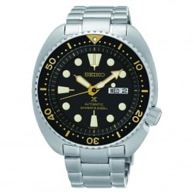 SRP775K1 Prospex Gold, Black & Silver Stainless Steel Automatic Diver's Men's Watch