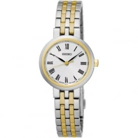 SRZ462P1 Gold & Silver Stainless Steel Ladies Watch