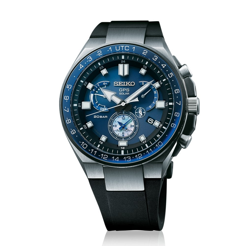 Buy The Seiko SSE167J1 Astron GPS Soalr Men s Watch From Tic Watches 4d3d526938da