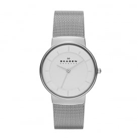 Skagen SKW2075 Nicoline Silver Mesh Ladies Watch