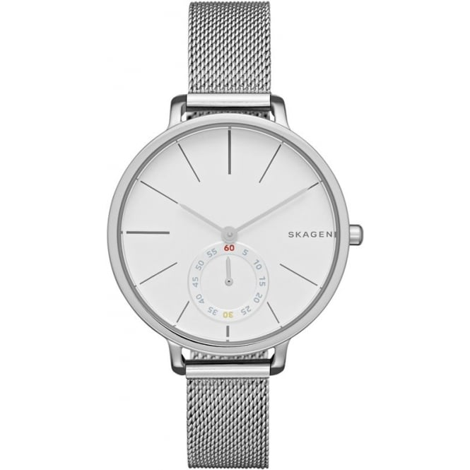 Skagen SKW2358 Hagen Silver Mesh Ladies Watch