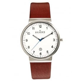 SKW6082 Ancher Brown Leather Men's Watch
