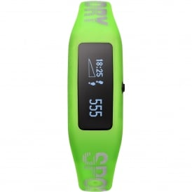 SYG202N White & Lime Green Silicone Fitness Tracker