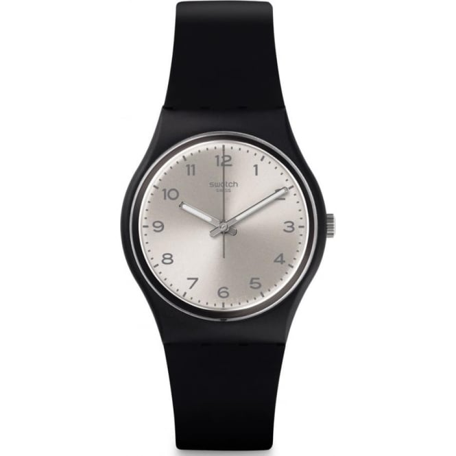 Swatch GB287 Silver Friend Too Watch