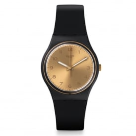 Swatch GB288 Golden Friend Too Watch
