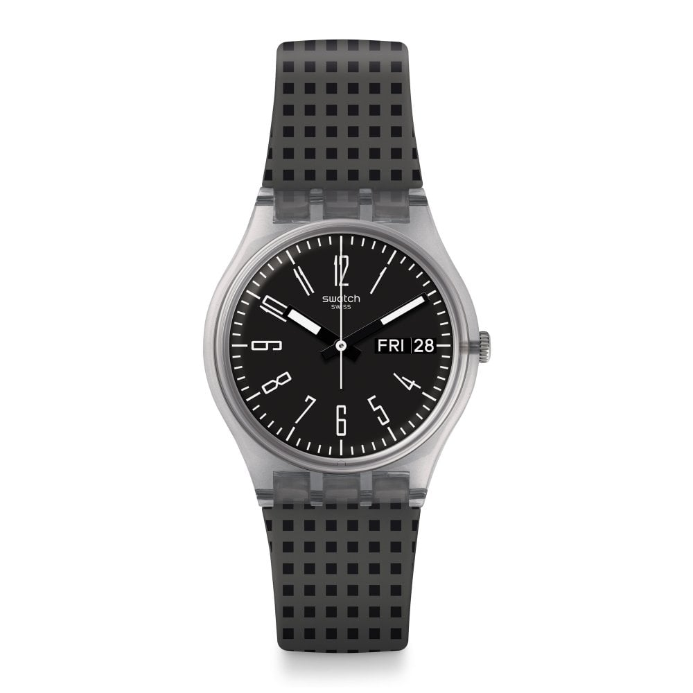 Swatch Gent Ge712 Efficient Watch Available At Tic Watches