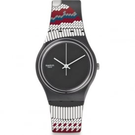 Swatch GM183 Gornergrat Grey Watch