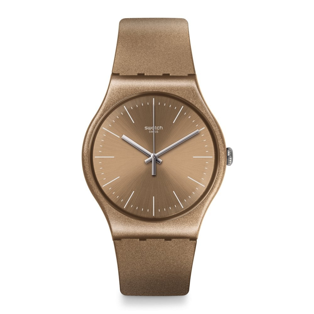 1a1e465293c Swatch New Gent SUOM111 Powderbayang Watch available at Tic Watches