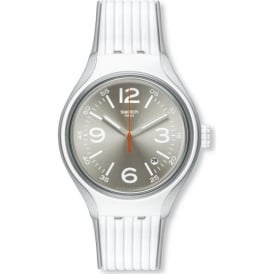 Swatch YES4005 Go Dance Aluminium & Silicon Watch