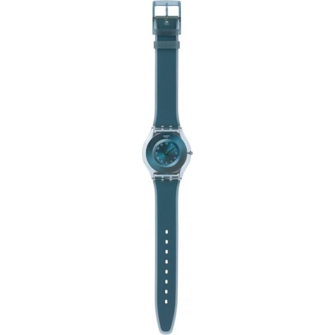 Swatch sfs130 dive in silicon skin watch skin line - Swatch dive watch ...