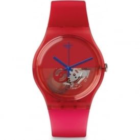 Swatch SUOR103 Dipred Semi-Exposed Silicon Watch