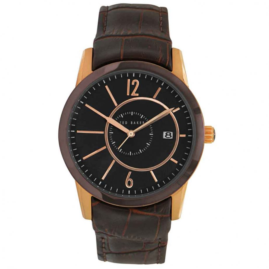ted baker te1081 mens brown leather shop ted baker