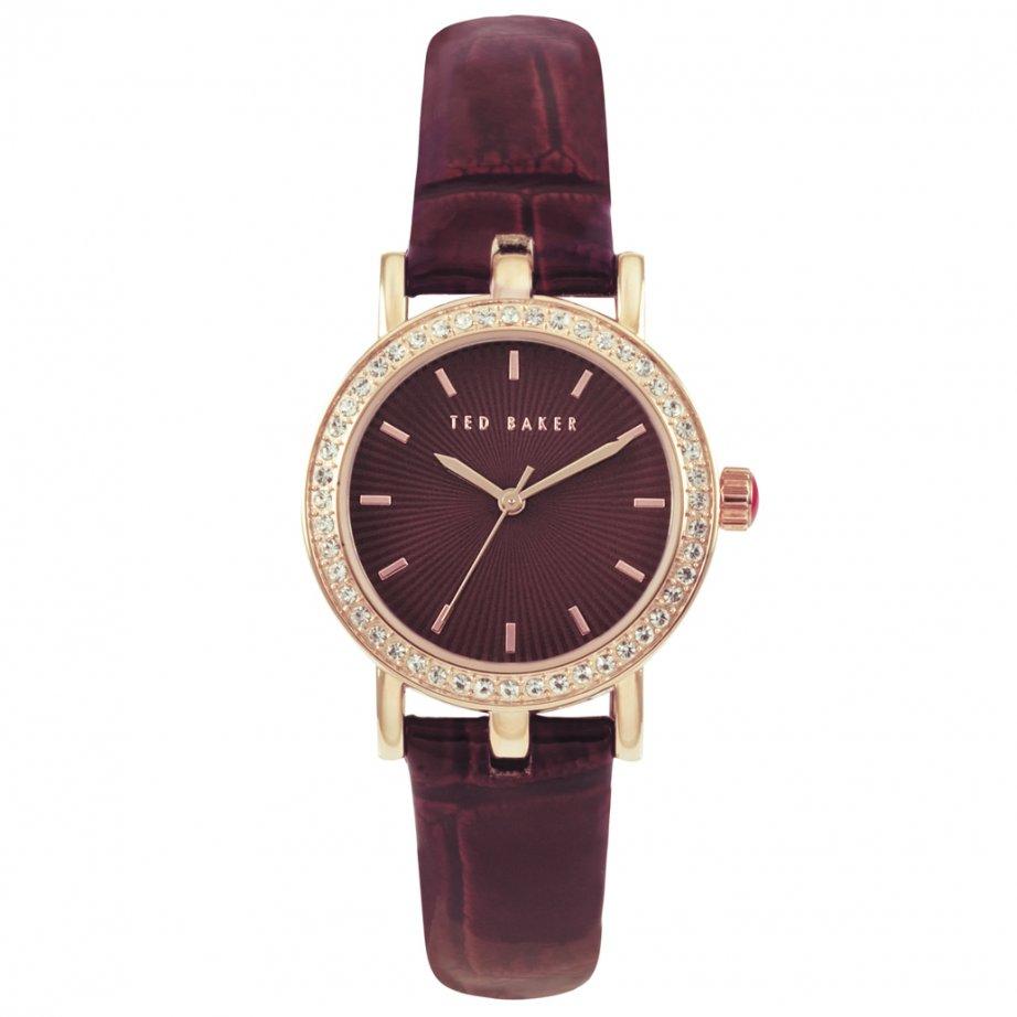 buy brown leather ted baker womens te2012 uk