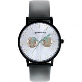 Ted Baker TE1095 Men's Khaki Green Leather Watch
