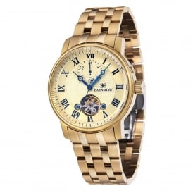 ES-8042-22 Westminster Gold Stainless Steel Automatic Men's Watch