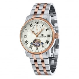 ES-8042-44 Westminster Two Tone Stainless Steel Automatic Men's Watch