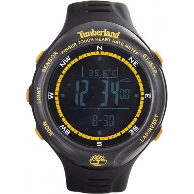 Nombrar hecho Histérico  Timberland Washington summit black watch 13386JPBU/02 | cheapest Timberland  Washington summit leather strap watch 13386JPBU/02 UK