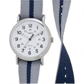 Timex Originals TW2P72300 Men's Duo Blue Watch