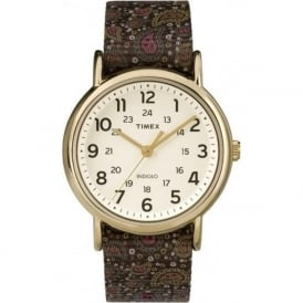 Timex Originals TW2P81200 Women's Weekender Paisley Watch