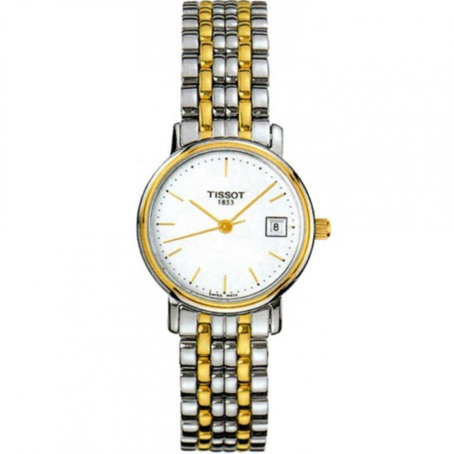 tissot t52 2 281 31 silver and gold cheapest