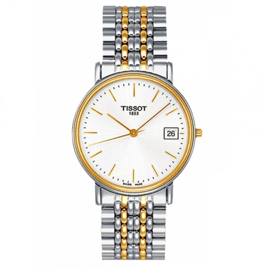 tissot t52 2 481 31 silver and gold cheapest
