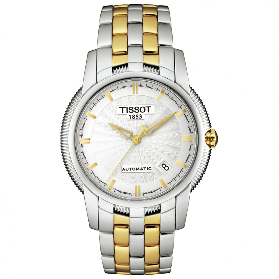 tissot t97 2 483 31 silver automatic cheapest