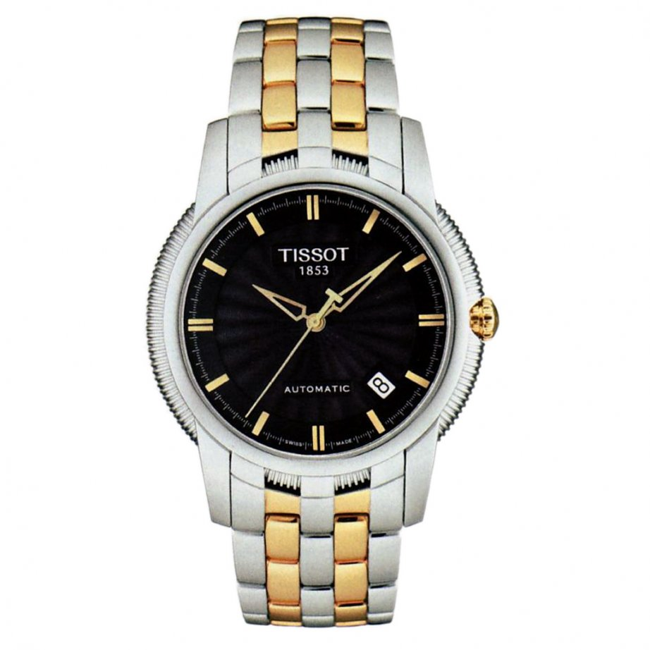 tissot t97 2 483 51 silver automatic cheapest