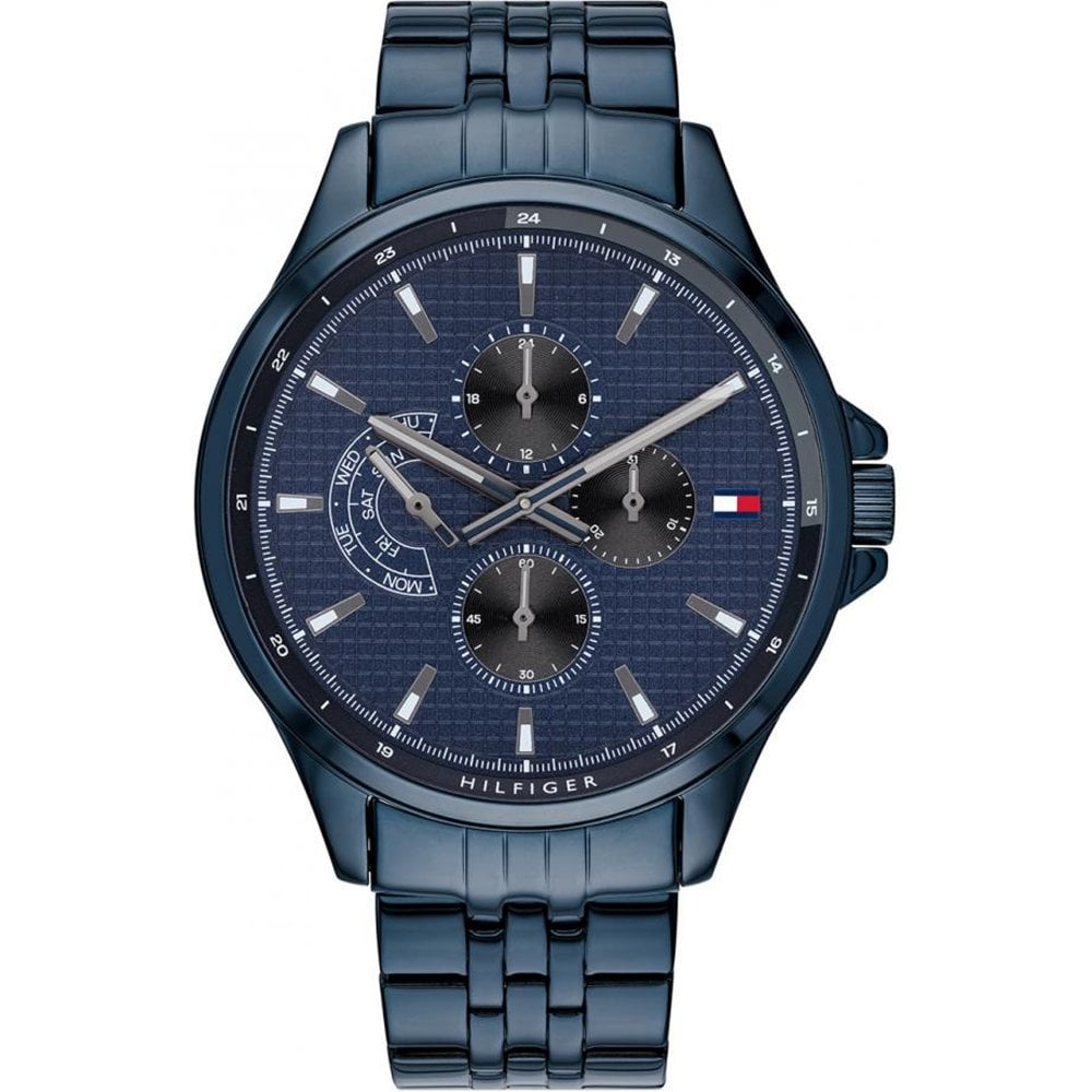 35a4c656 Tommy Hilfiger 1791618 Shawn Chronograph Gents Watch available at ...