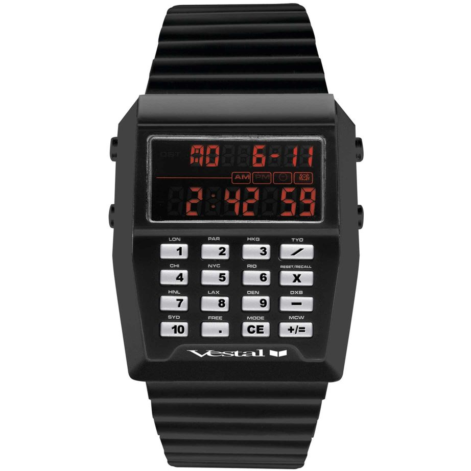 VESTAL CALCUTRON DIGITAL WATCH CAL001 | BUY VESTAL ...