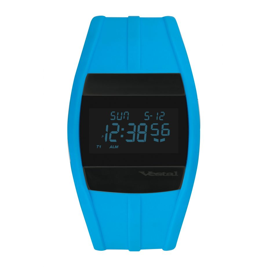 vestal crusader blue digital cru006 buy vestal