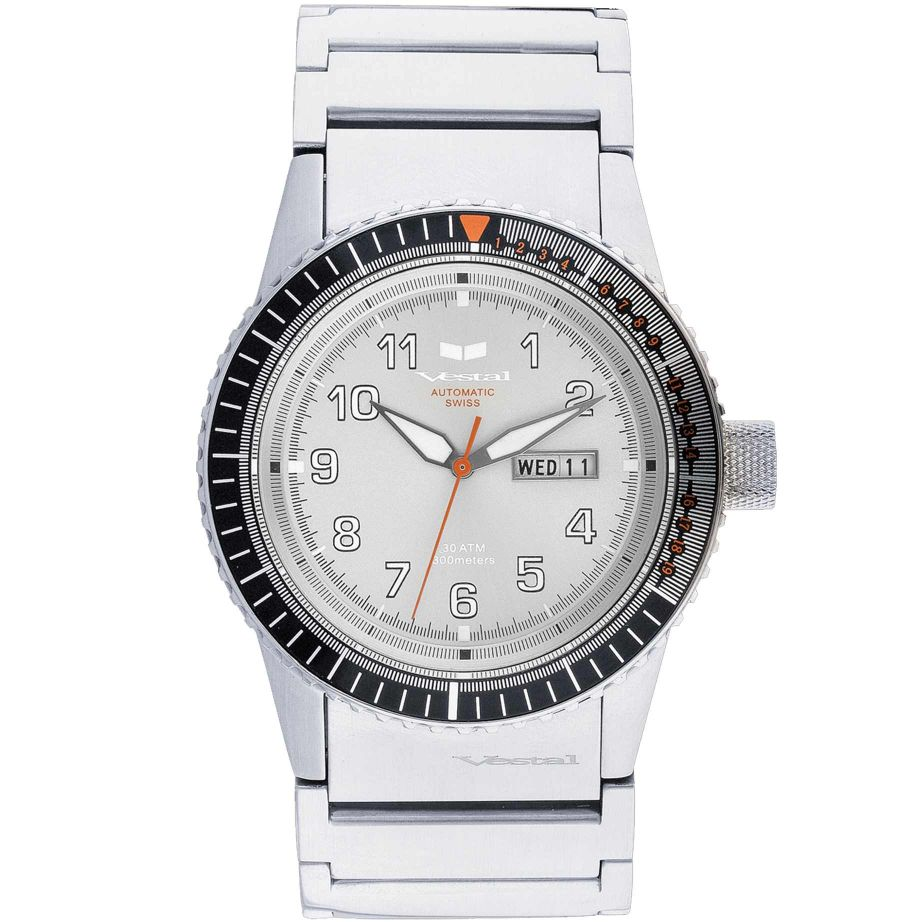 mens silver watches uk