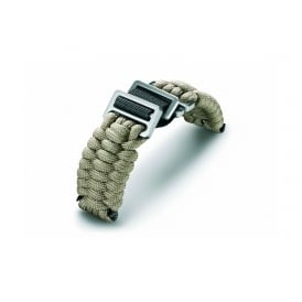 V.60025 I.N.O.X. Accessories Sand Paracord Fabric Strap