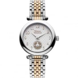 Vivienne Westwood VV051SLTT Primrose Rose Gold & Silver Stainless Steel Ladies Watch