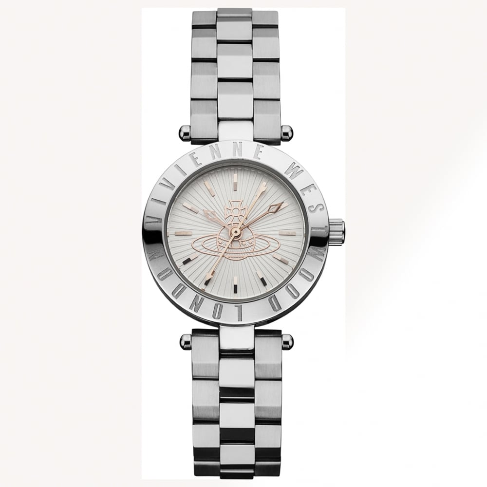71201fae06e Tic Watches   Vivienne Westwood VV092SL Westbourne Silver Ladies ...