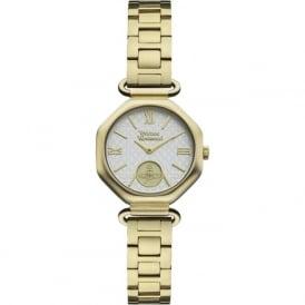 Vivienne Westwood VV101GD Westbury Gold Stainless Steel Ladies Watch