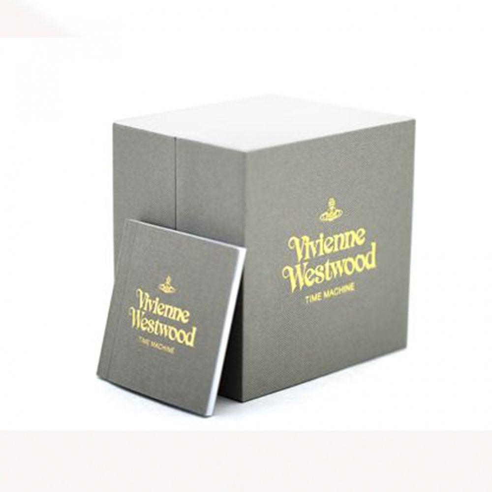 9cf64274e95c VV206BKGD Montagu Black & Gold Stainless Steel Ladies Watch