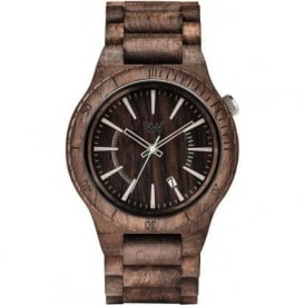 WeWood Assunt Chocco Rough Unisex Watch