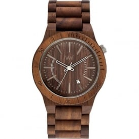 WeWood Assunt Nut Unisex Watch