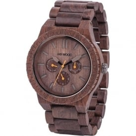 WeWood Kappa Chocolate Watch