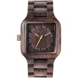 WeWood Mira Chocolate Unisex Watch