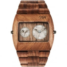 WeWood Jupiter RS Nut Wooden Watch WJNUT